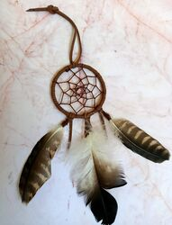 Dream Catcher - Limited Edition - Small - Brown
